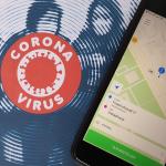 Taxis sorgen auch in der Corona-Krise für sichere Fahrt
