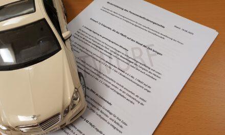 Das Eckpunktepapier zur Novellierung der Personenbeförderung kommentiert