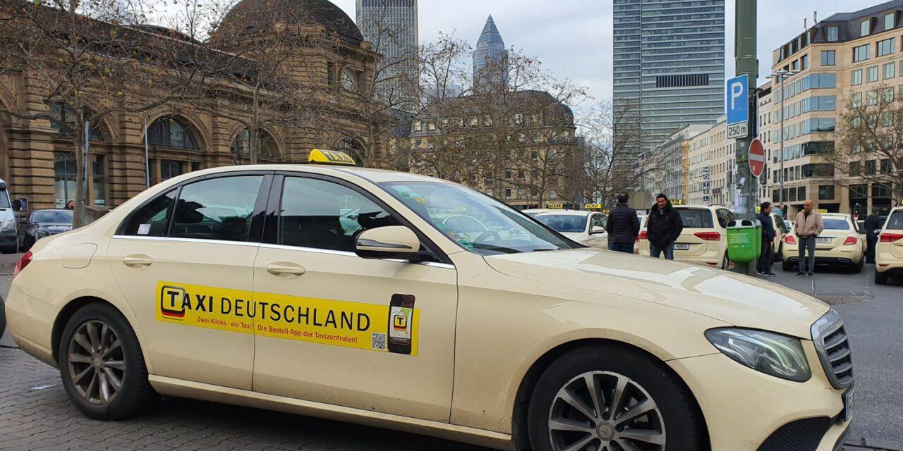 Taxi Deutschland gegen Uber: Verbot von Uber in Deutschland erneut bestätigt