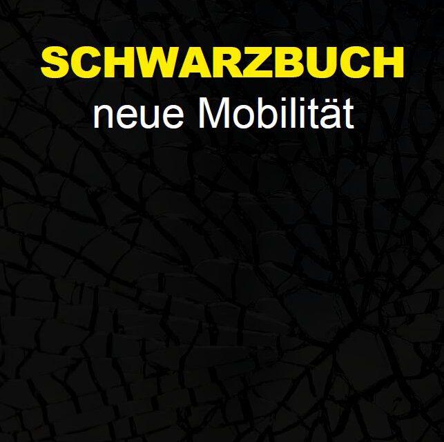 Taxi Deutschland veröffentlicht aktualisierte und erweiterte 2. Auflage des Schwarzbuchs Neue Mobilität